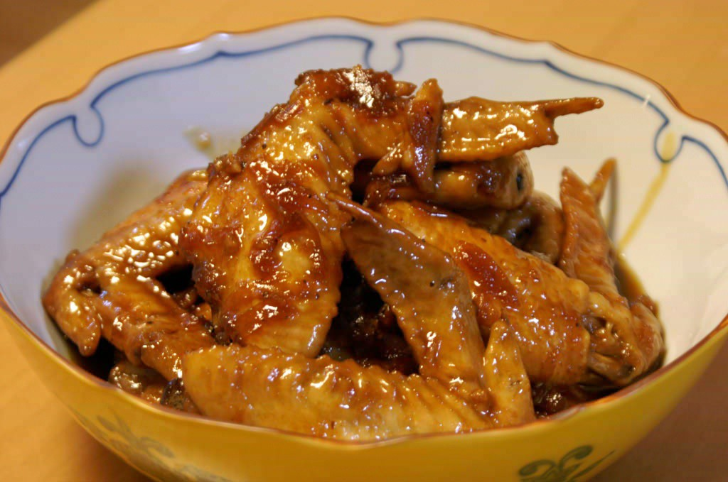 鍋 元 鶏 圧力 手羽 レシピ